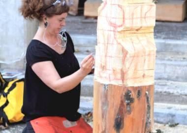 Claire-Alexie Turcot Travail en cours-
