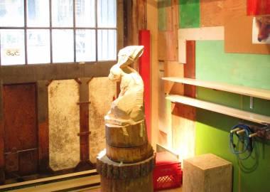 Claire-Alexie Turcot Claire-Alexie Turcot  - Atelier de sculpture-